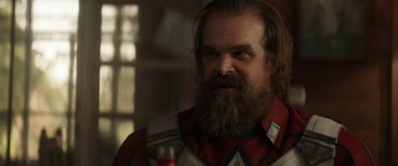 David Harbour as Alexei