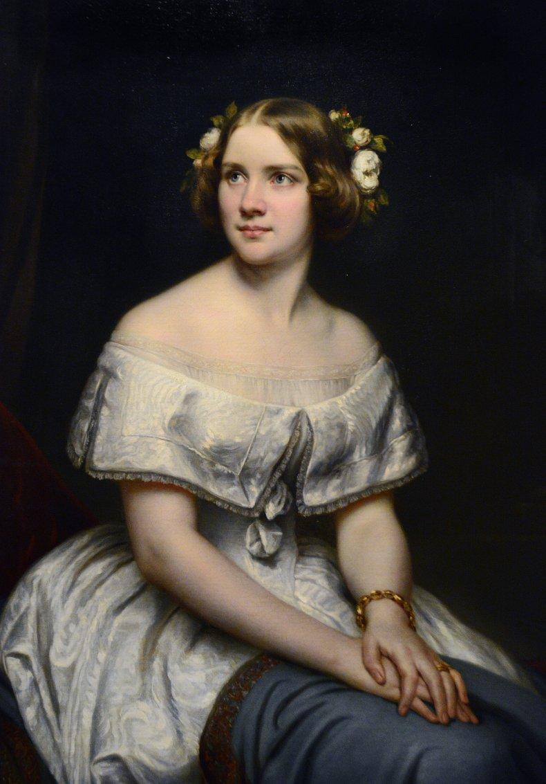 Portrait of Jenny Lind
