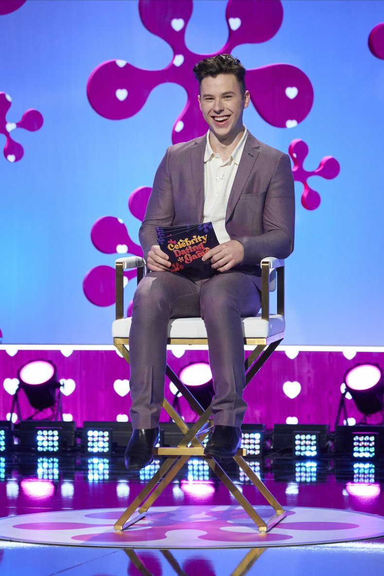 Nolan Gould on The Celebrity Dating Game