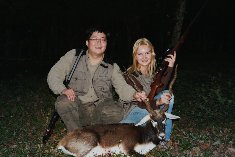 Elize Matsunaga and Marcos Matsunaga