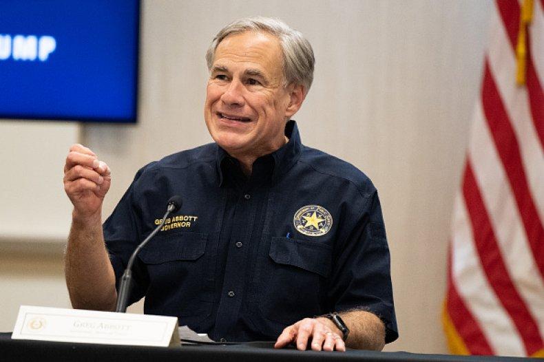 Greg Abbott Texas House Democrats Arrest