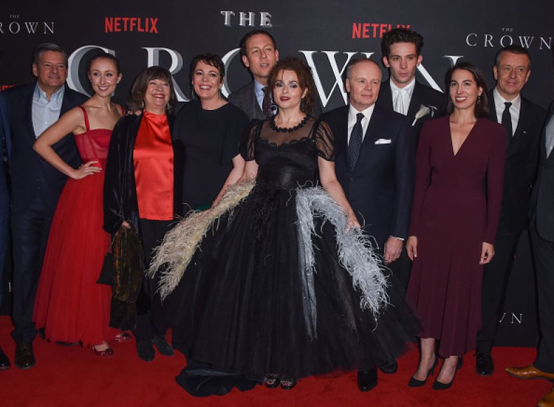 The Crown Netflix Emmys Disney+ Hulu Nominations