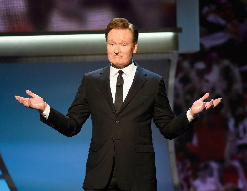 Conan O'Brien at NFL Honors