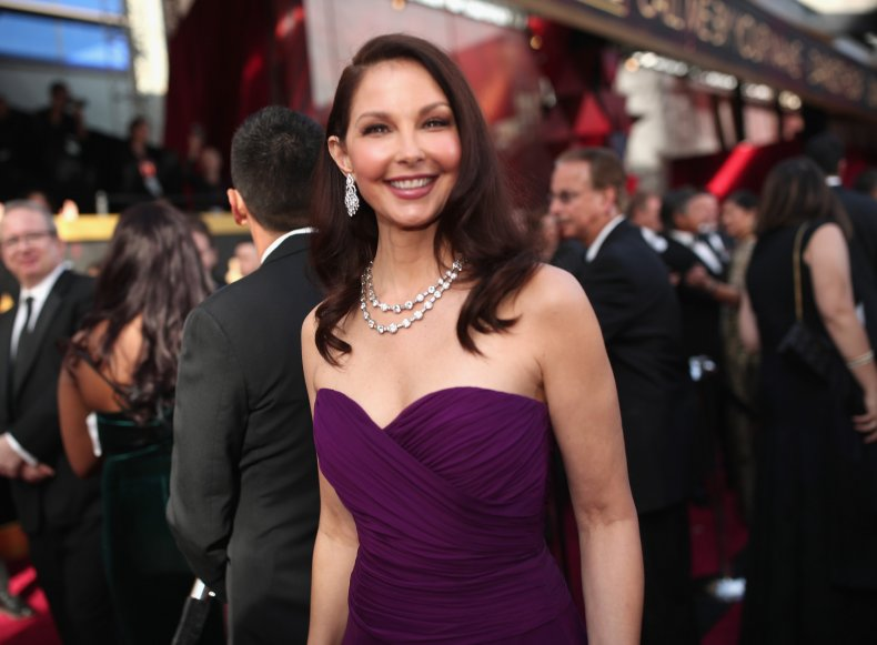 Ashley Judd at Oscars