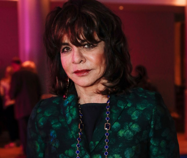 Stockard Channing at Apologia press night
