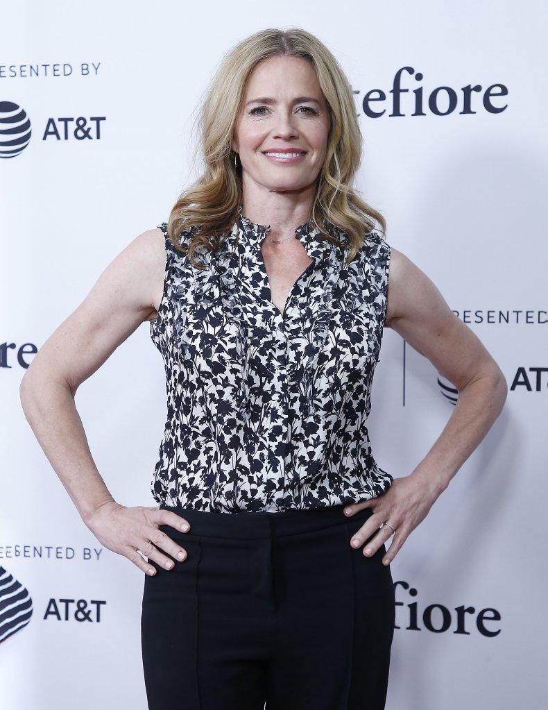 Elizabeth Shue at The Boys screening