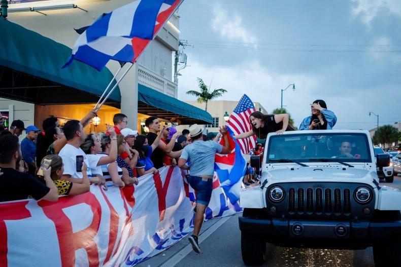 Miami protests