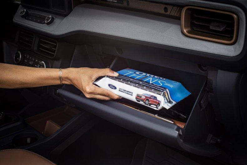 Oreo Protection Pack Ford Maverick