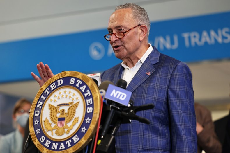 Senate Democrats $3.5 trillion budget spending plan