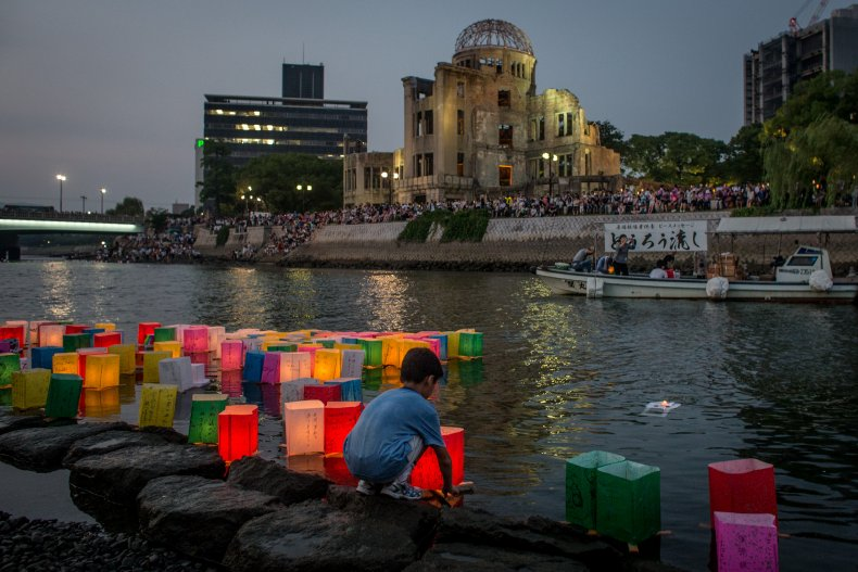 Hiroshima black rain