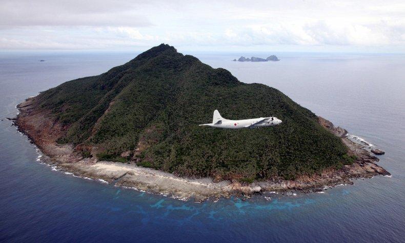 Tensions Ramp Up Around Disputed Senkaku Islands