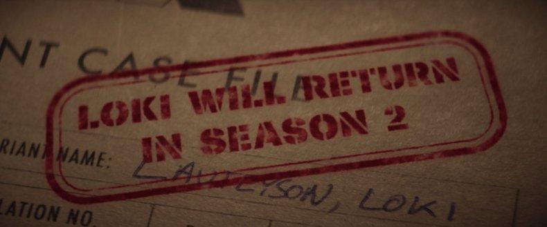 Loki Season 2 announcement