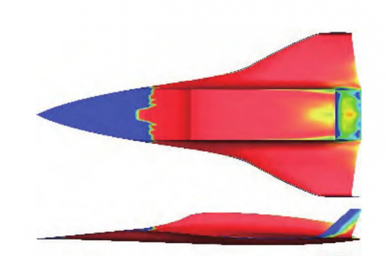 China Developing New Hypersonic Jet
