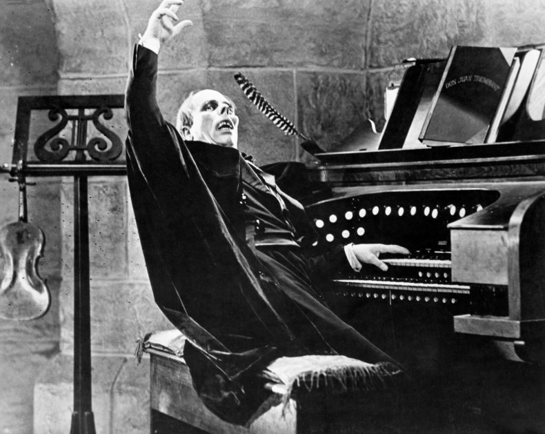 Lou Chaney in Phantom of the Opera