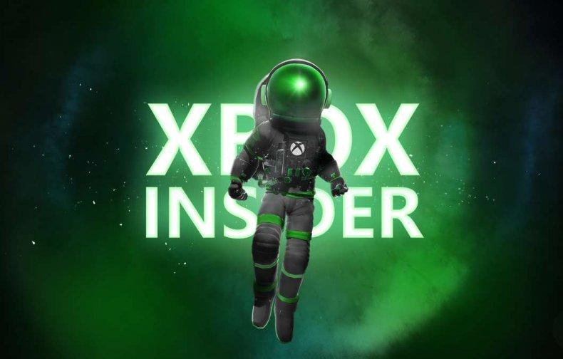 Xbox Insiders Program Key Art