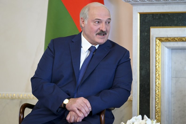 Over 40 Raids Take Place in Belarus