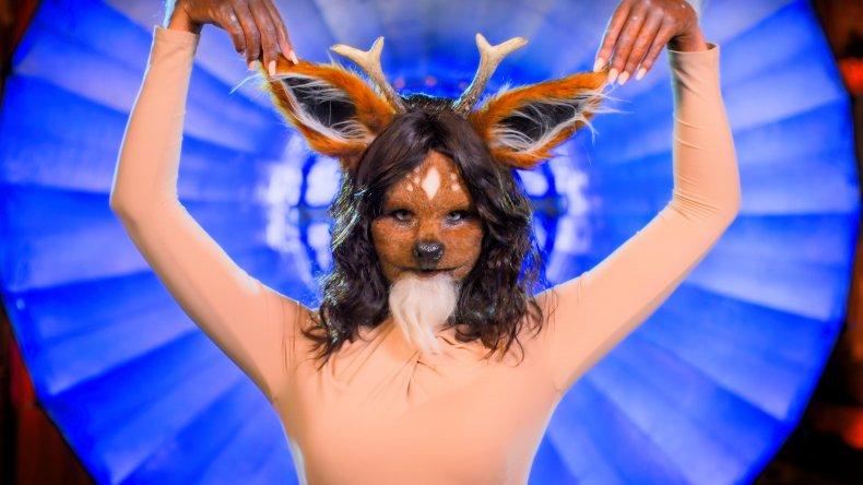 Sexy Beasts on Netflix - Deer