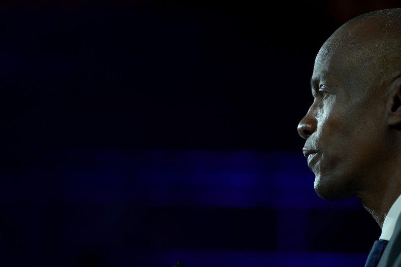 Haitian President Jovenel Moïse