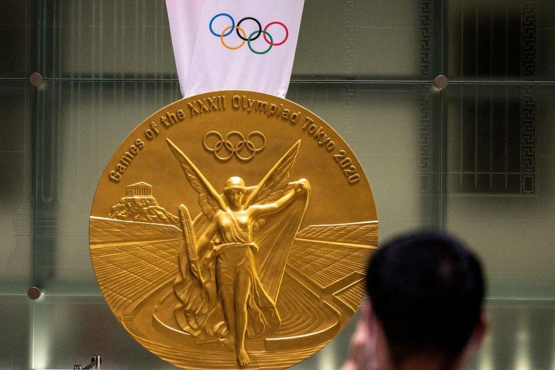 Tokyo 2020 Olympics Medal