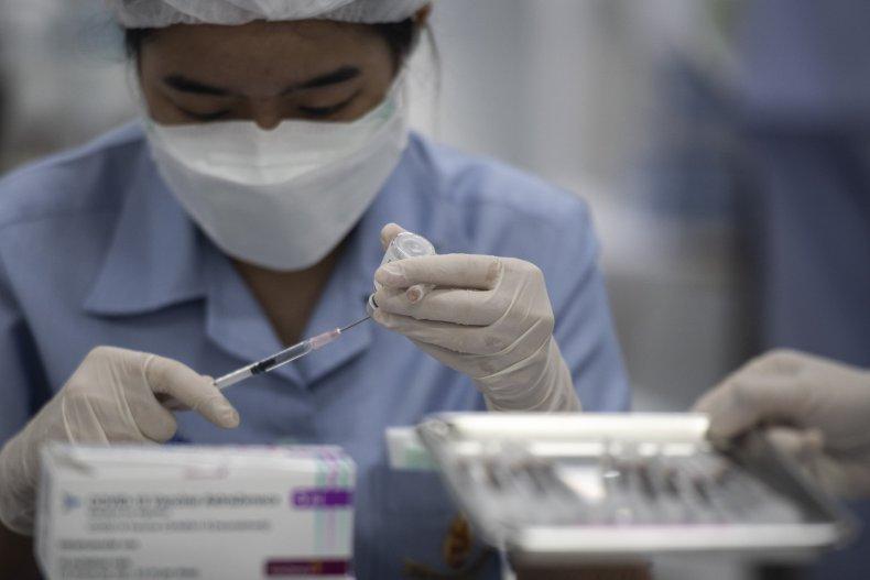 Thailand Vaccine