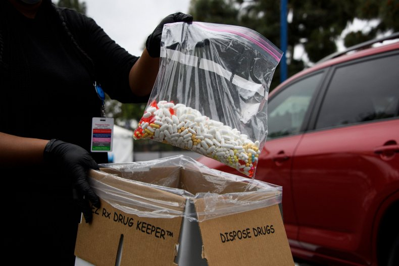11 died every hour of drug overdose