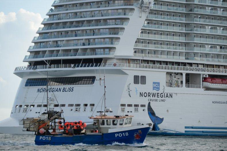 NCLH Ship