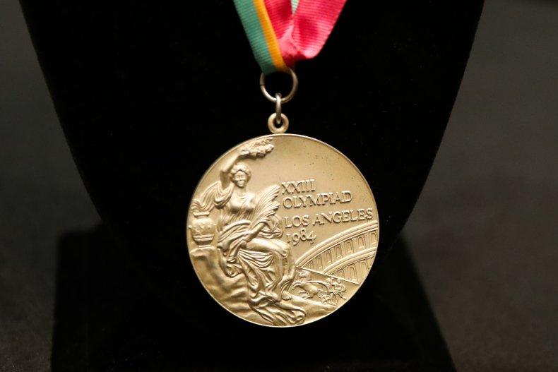 1984 Silver Medal