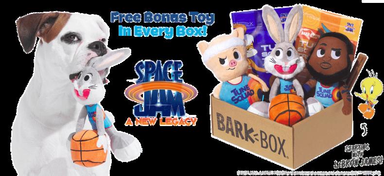 best pet products barkbox