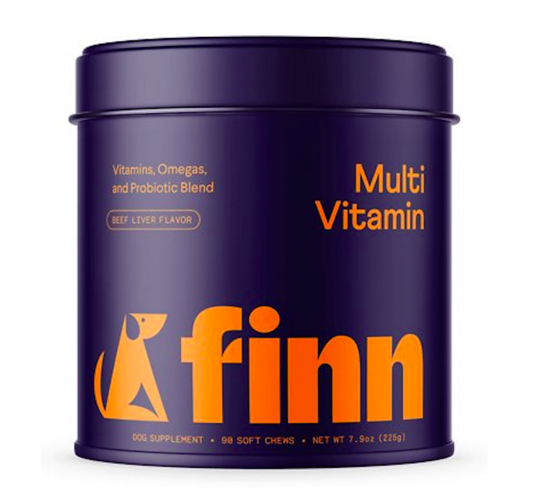best pet products finn multivitamin