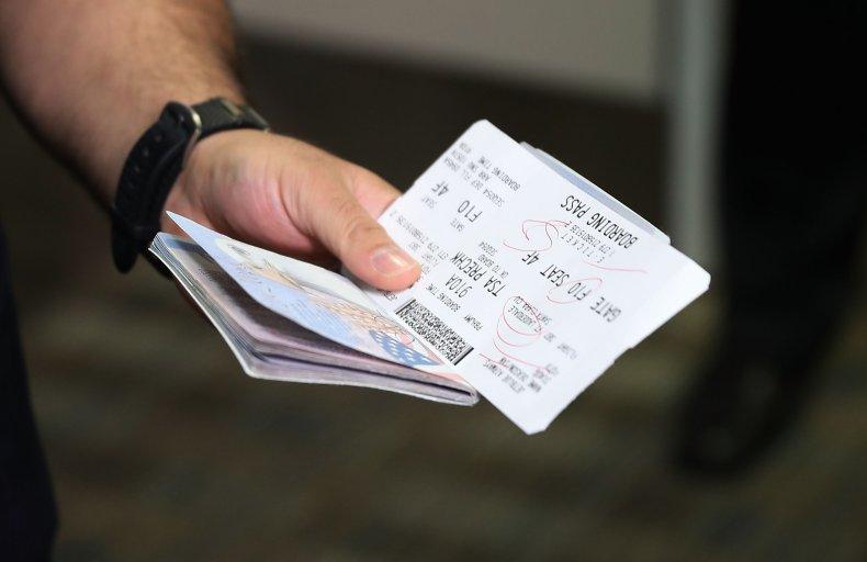 U.S. passport backlog