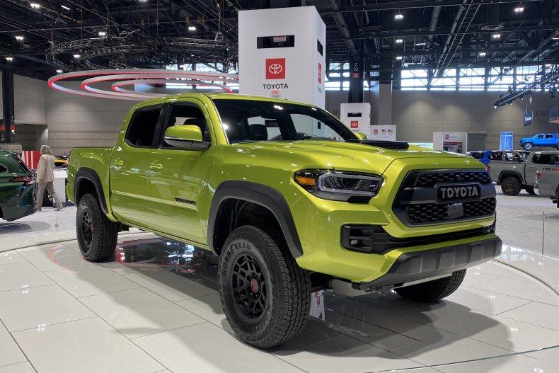 2022 Toyota Tacoma TRD