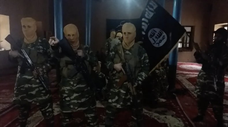 ISIS, Khorasan, video, mosque, Darzab, Afghanistan
