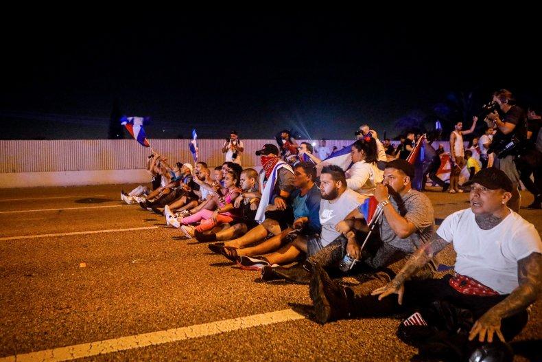 Florida Democrats Republicans Cuba Protests BLM DeSantis