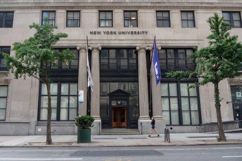 PLUS: New York University