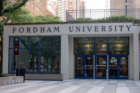 PLUS: Fordham University