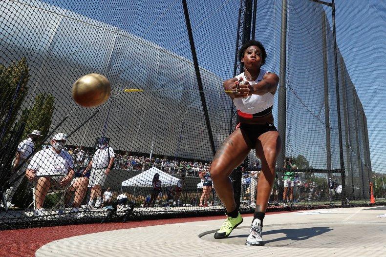 Berry In 2020 U.S. Olympic Trials