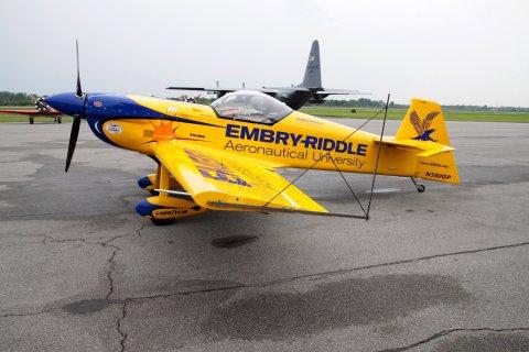 PLUS: Embry-Riddle Aeronautical University