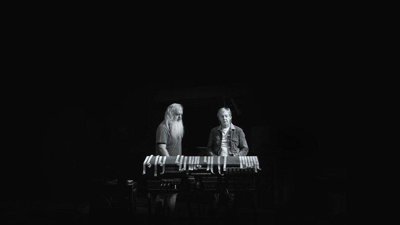 Rick Rubin and Paul McCartney on Hulu