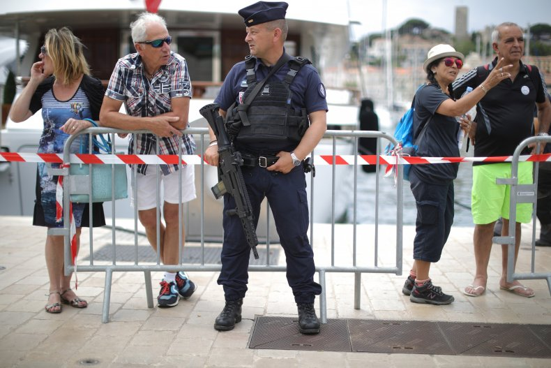 Cannes Film Festival bomb threat prompts evacuation