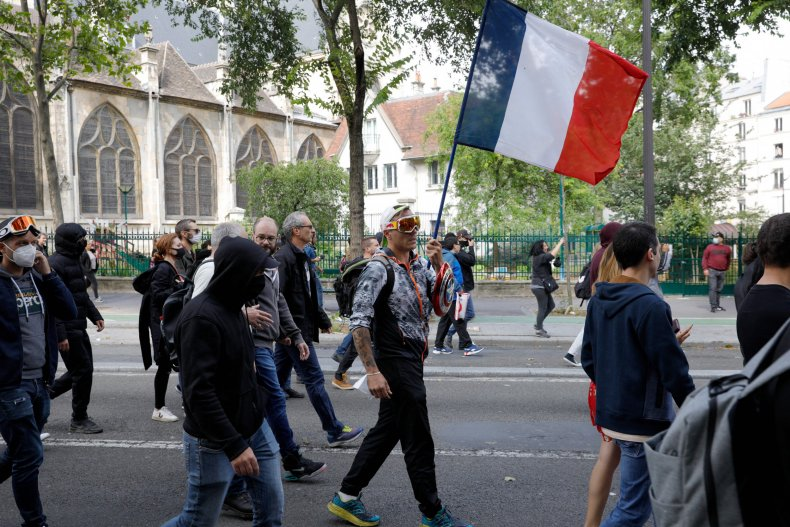 France to Fine Businesses $53k, COVID Violations