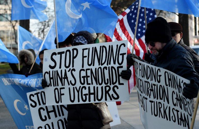 Uyghur Protests