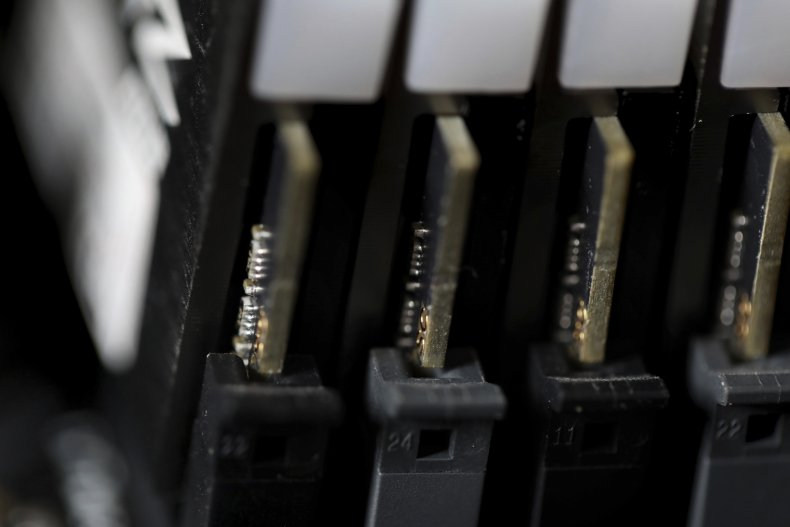 Inside of a Computer