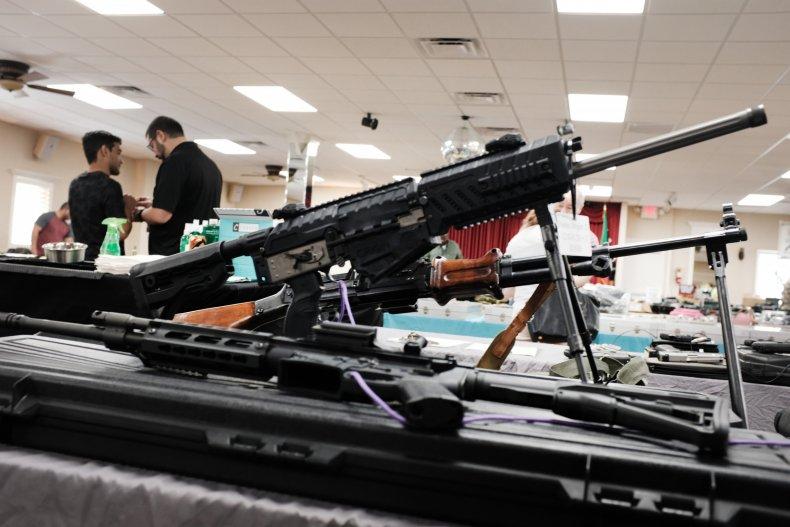 NRA Celebrates Gun Control Failure in Florida