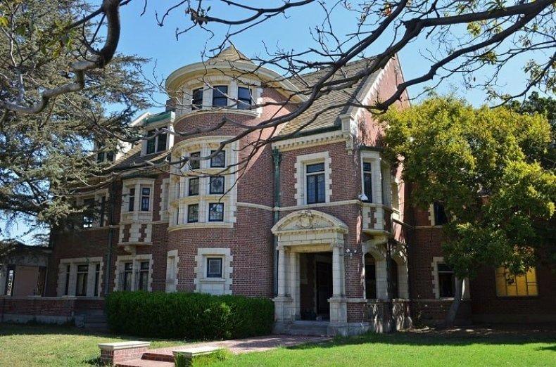 Rosenheim House in American Horror Story
