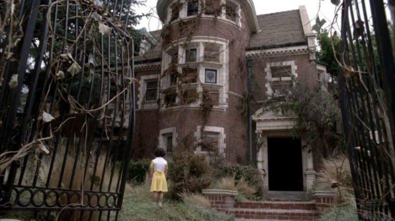 Murder House in American Horror Story