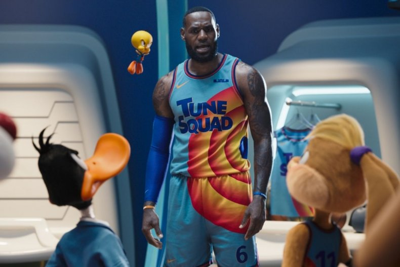 Still from Space Jam: A New Legacy