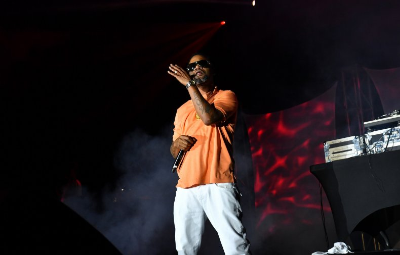 Legends of Hip Hop Concert - Juvenile