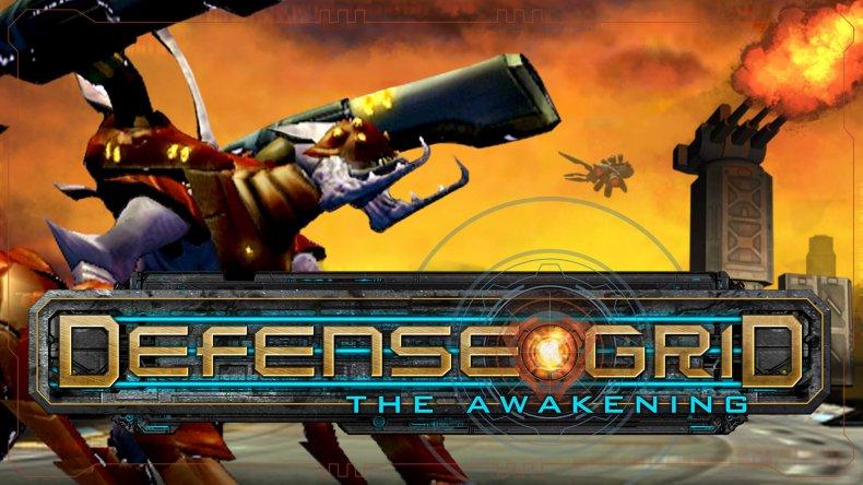Defense Grid: The Awakening Key Art