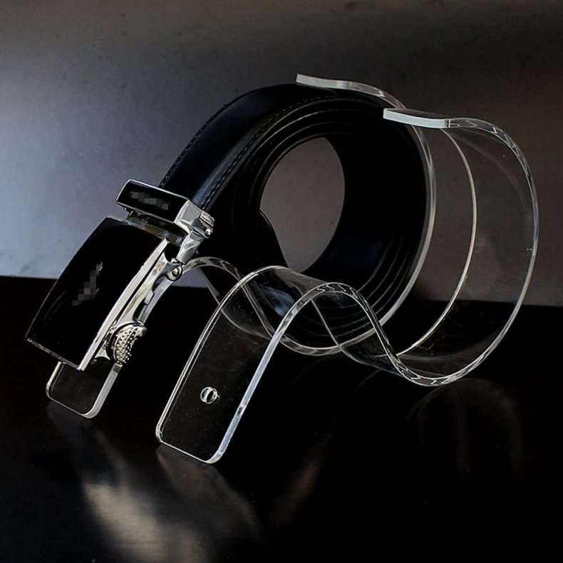 best home organization products belt display
