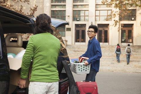 MORE: moving into a college dorm